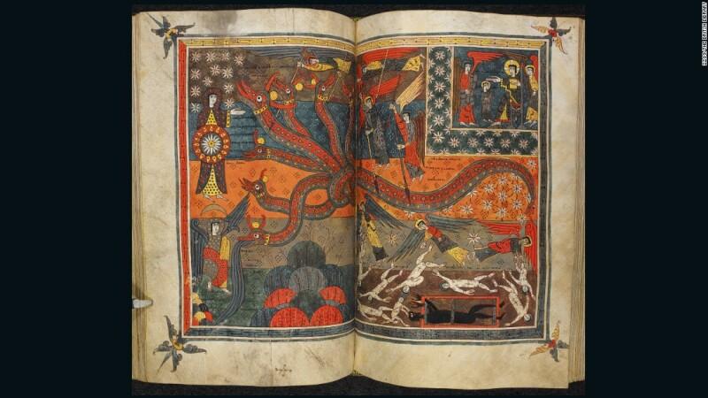 El apocalipsis de Silos (1091-1109), España