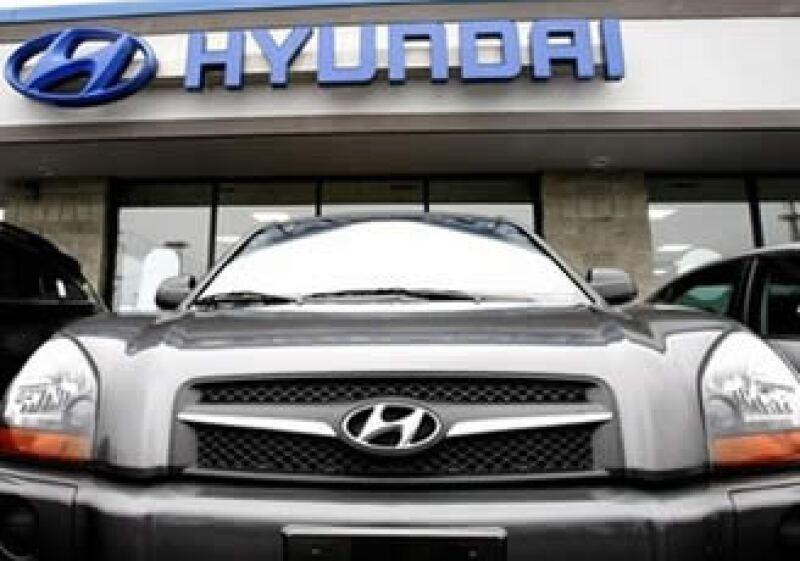 La ensambladora de Hyundai tendrá capacidad para producir 150,000 unidades al año. (Foto: AP)