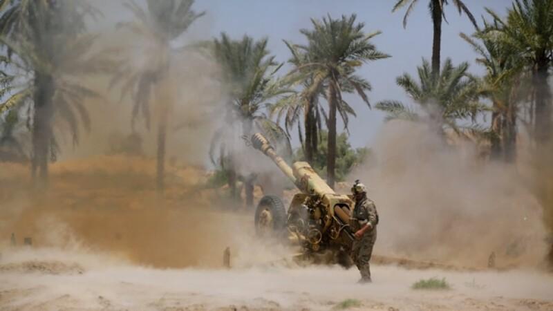 Iraq militares ISIS ataque