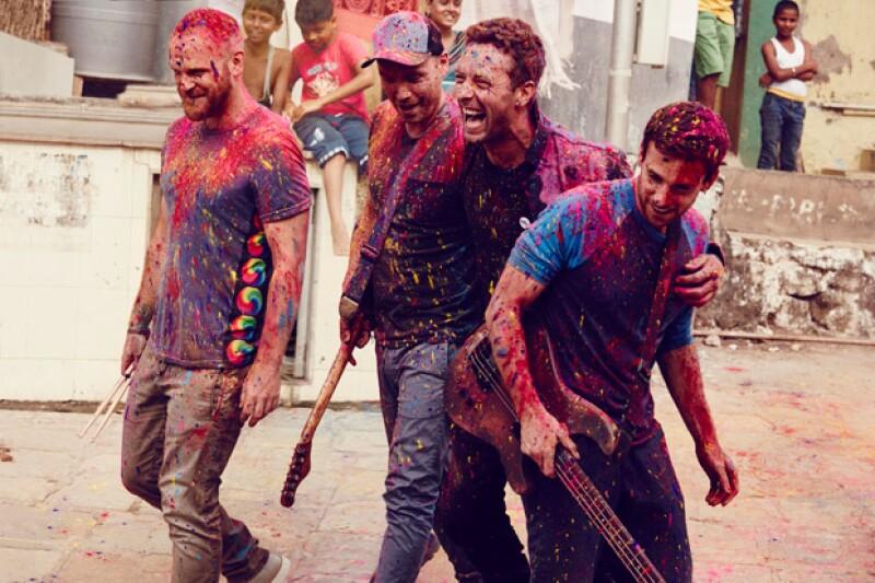 La espera terminó y la banda liderada por Chris Martin pisará el escenario del Foro Sol de la ciudad de México el próximo año.