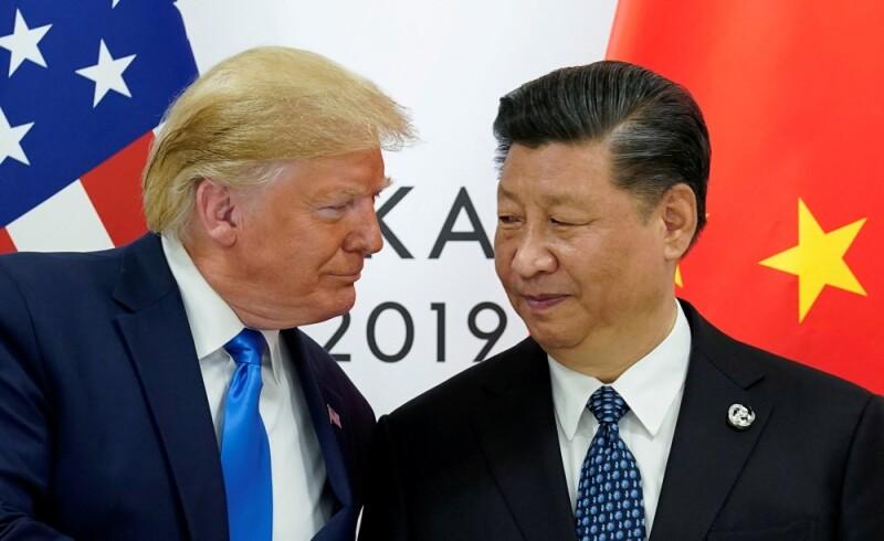 Trump Xi guerra comercial EU China