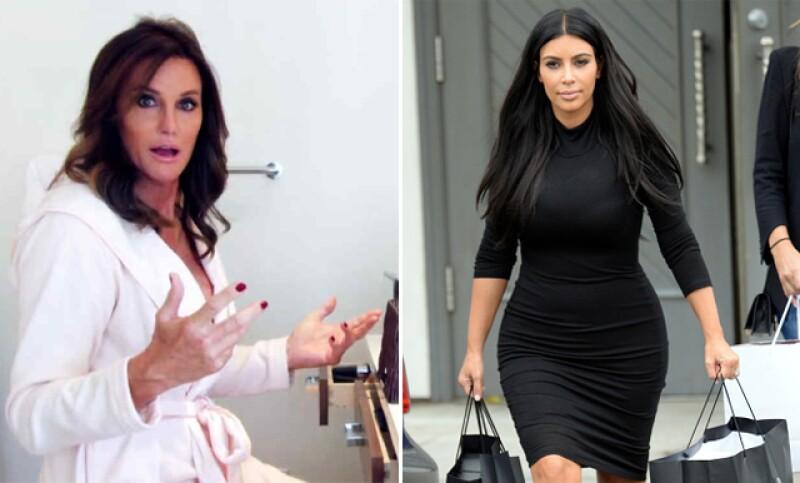 ¿Debería preocuparse Kim por la popularidad de quien fuera su padrastro?