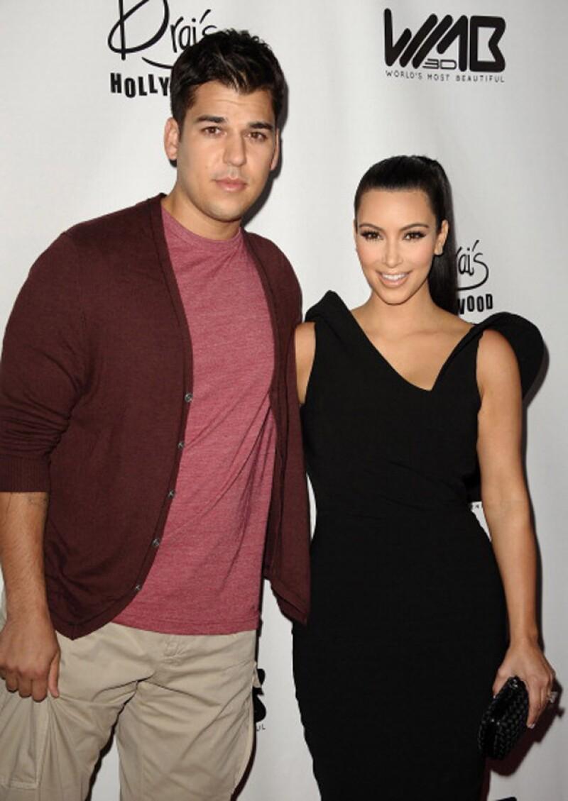 Al hermano menor de las Kardashian ya no es común verlo con ellas en los eventos.