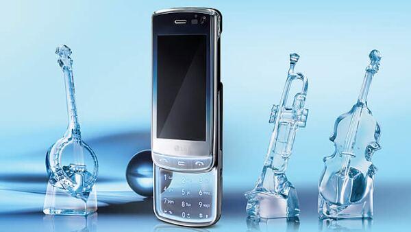 La firma tecnológica, LG, dio a conocer su nuevo celular inteligente Crystal, el cual tendrá acceso a Internet, reproductor multimedia y pantalla táctil a colores de 3 pulgadas.