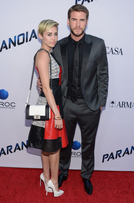 El actor y la cantante aparecen en esta imagen cuando aún estaban comprometidos, en 2013.