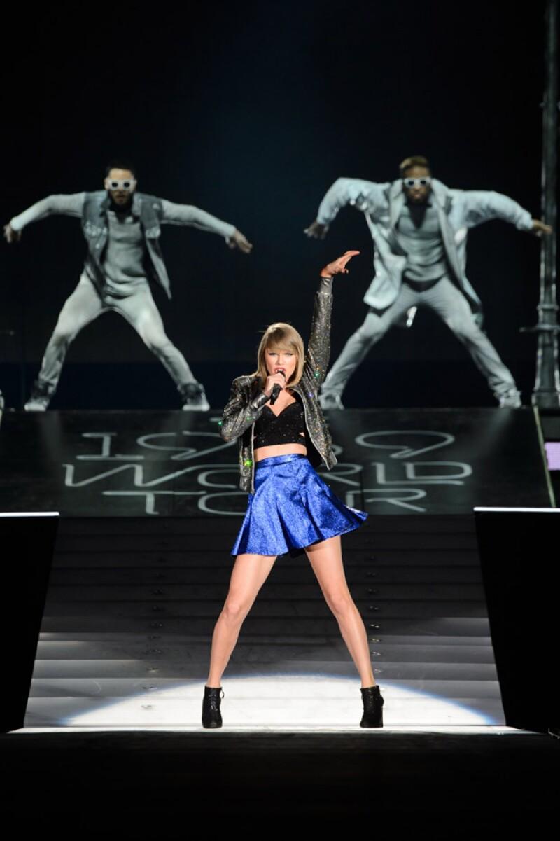 Tal parece que la música de la cantante Taylor Swift es beneficiosa para un estilo de vida saludable.