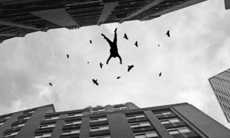 Un empleado de JPMorgan se aventó desde el piso 33 del banco en Londres. (Foto: Getty Images)