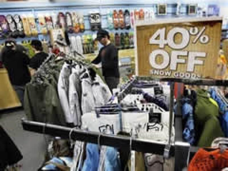 La primavera es usualmente una prometedora temporada de ventas para los minoristas estadounidenses. (Foto: AP)