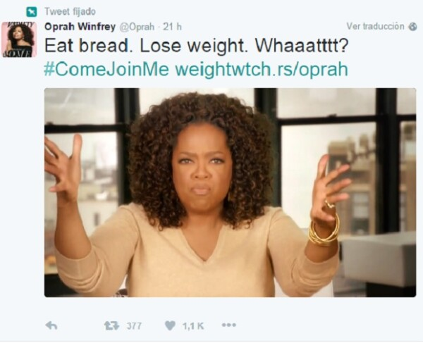 Este tuit hizo que las acciones de la compañía de la que posee 56 millones, subiera un 18 por ciento.