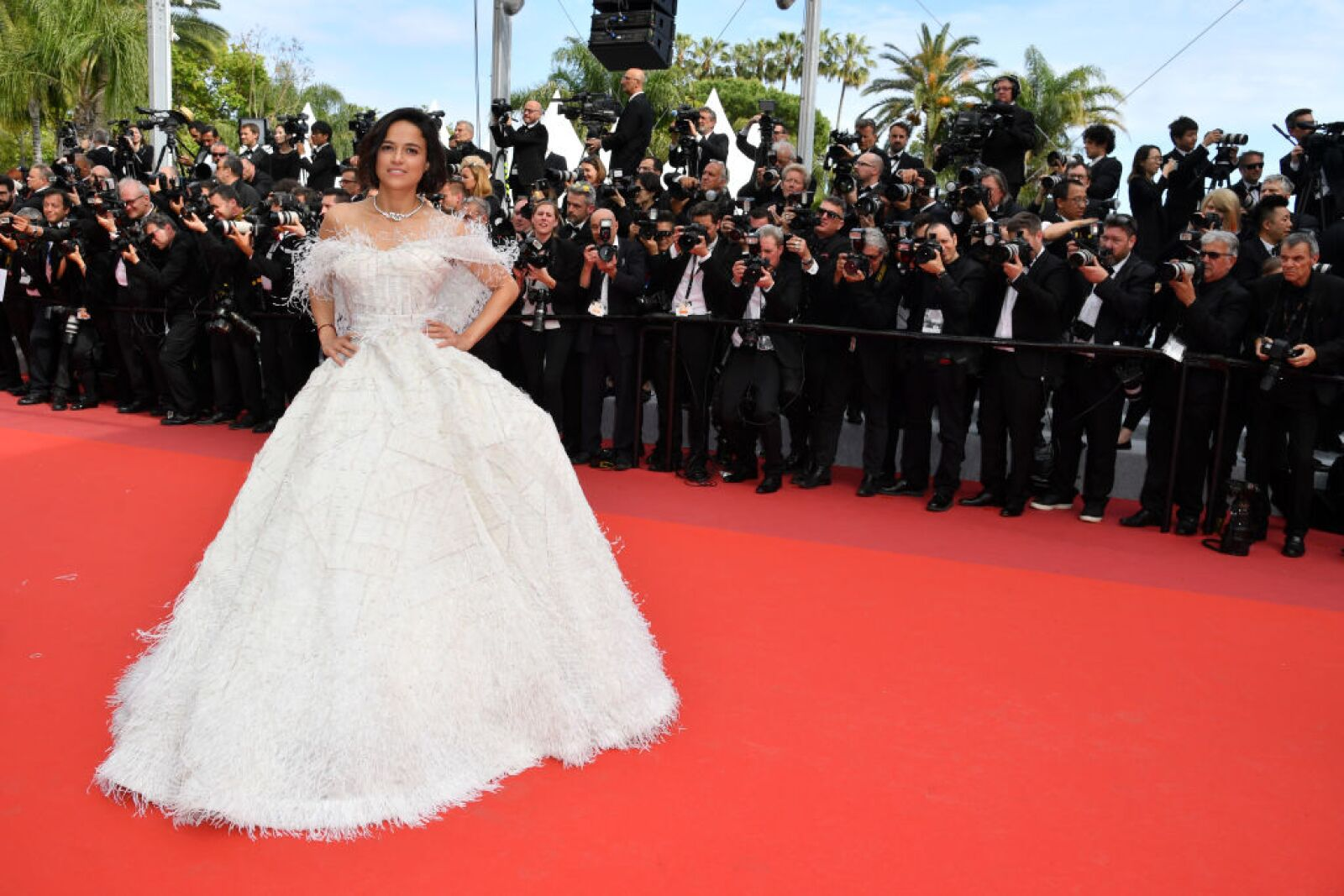 """Once Upon A Time In Hollywood"" Red Carpet - The 72nd Annual Cannes Film Festival"