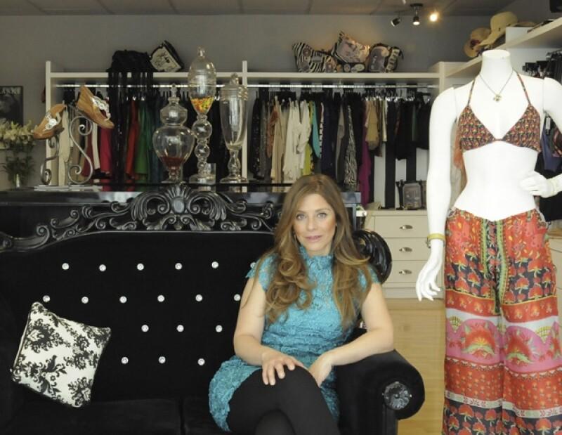 Alexandra Sneider nos abrió las puertas de su boutique para darnos las mejores recomendaciones para verte súper fashion en la época.