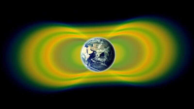 tercer cinturon radiacion Tierra