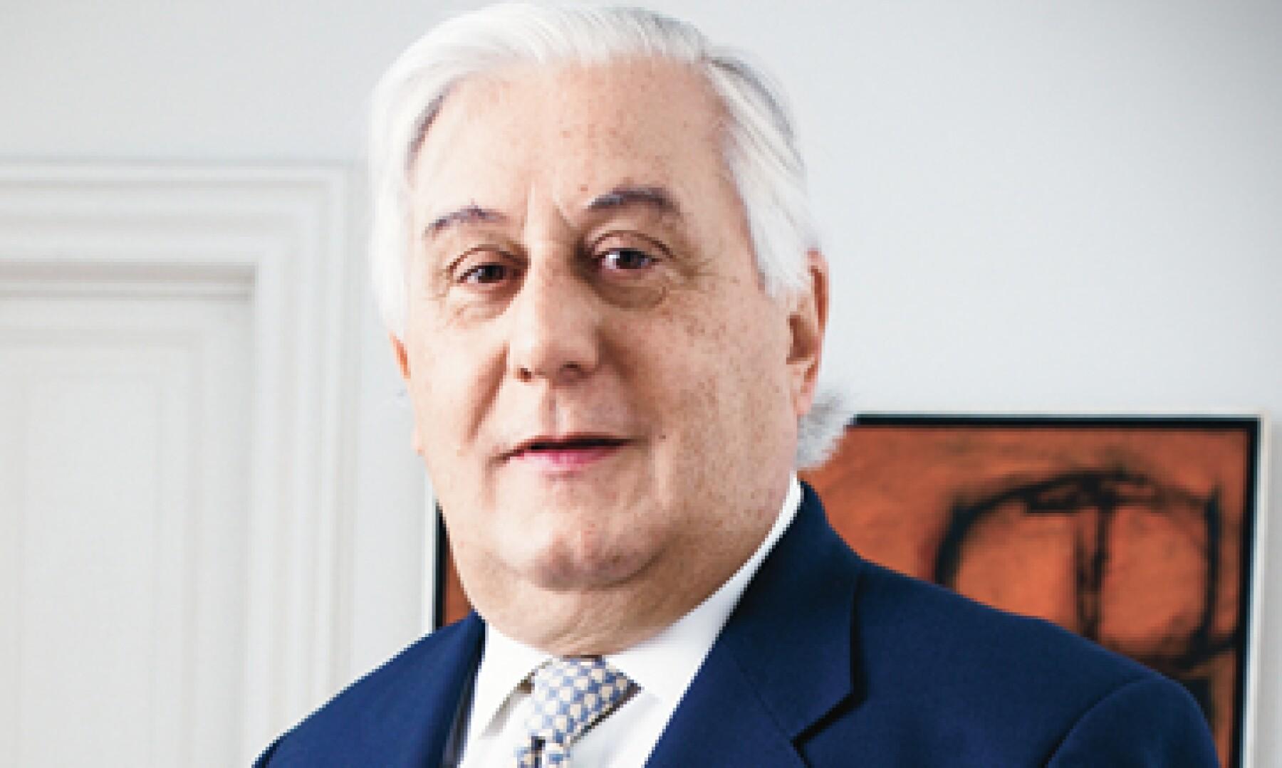 Antonio del Valle Ruiz realizará inversiones hasta por 2,600 millones de dólares durante el transcurso del 2013. (Foto: Gilberto Contreras)