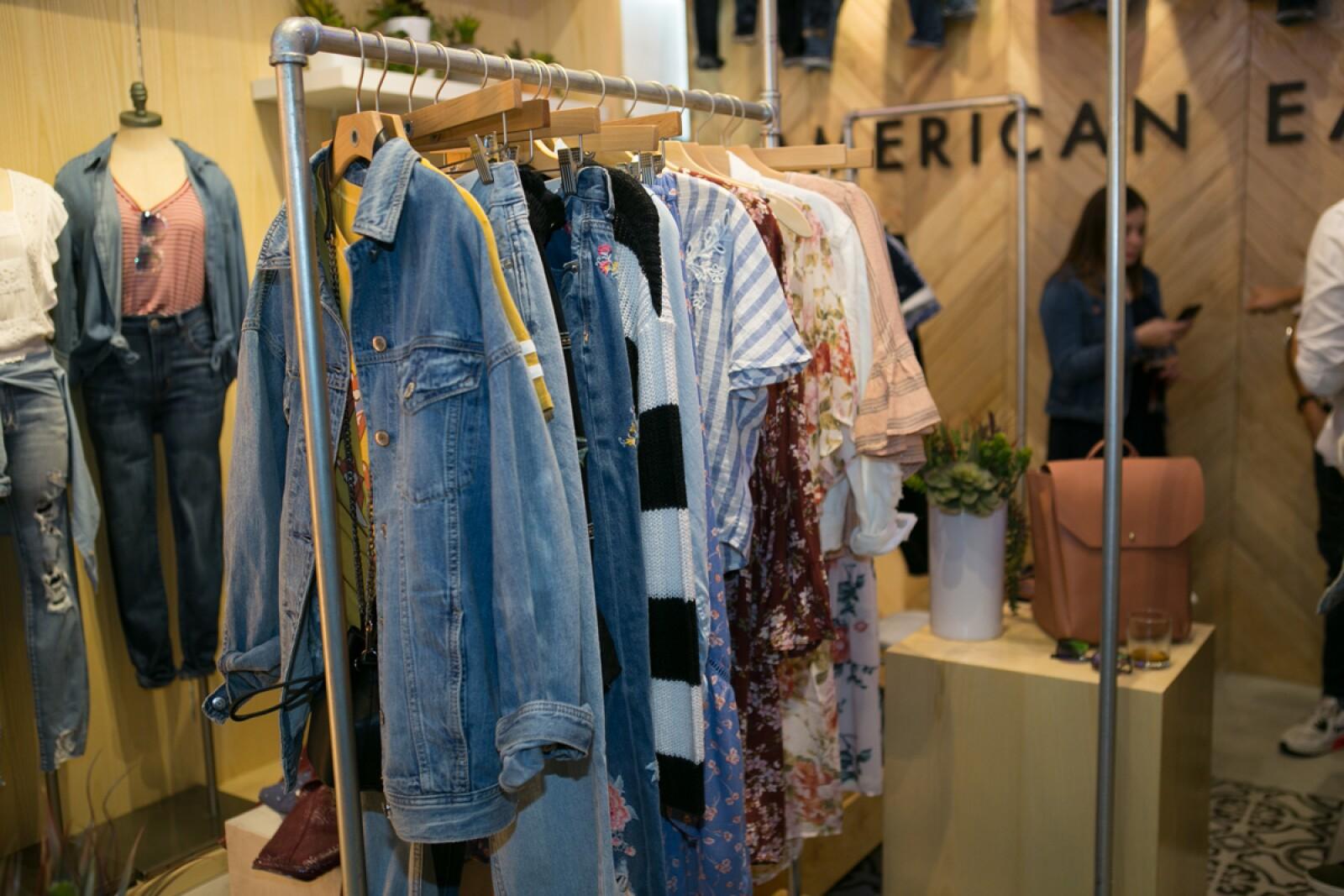 Presentación de la nueva colección Back to School de American Eagle
