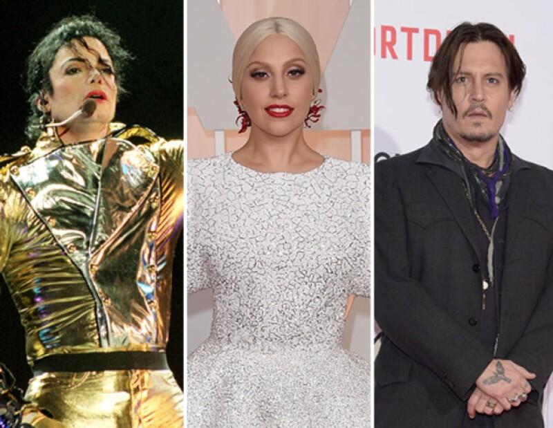 ¿Sabias que Michael Jackson es padrino de Nicole Richie? Te contamos de este y otras celebs que son padrinos inimaginables.