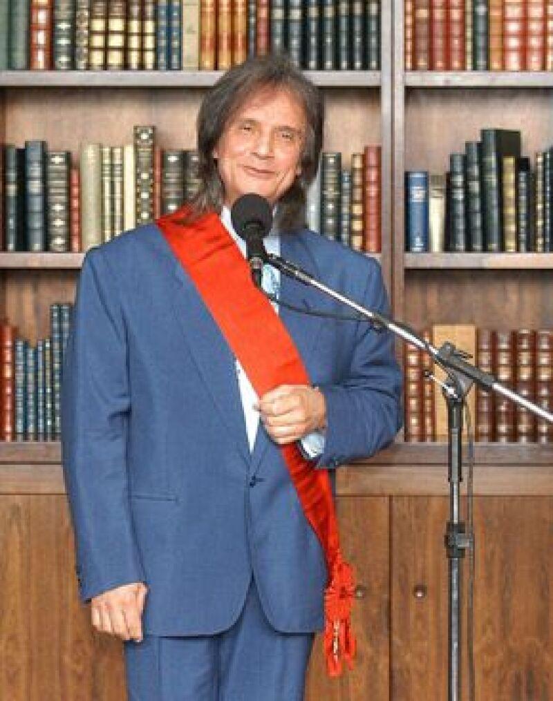 El cantautor brasileño aseguró que la situación mundial no golpea duro al medio artístico porque a pesar de las estrecheces la gente quiere ver a sus ídolos.