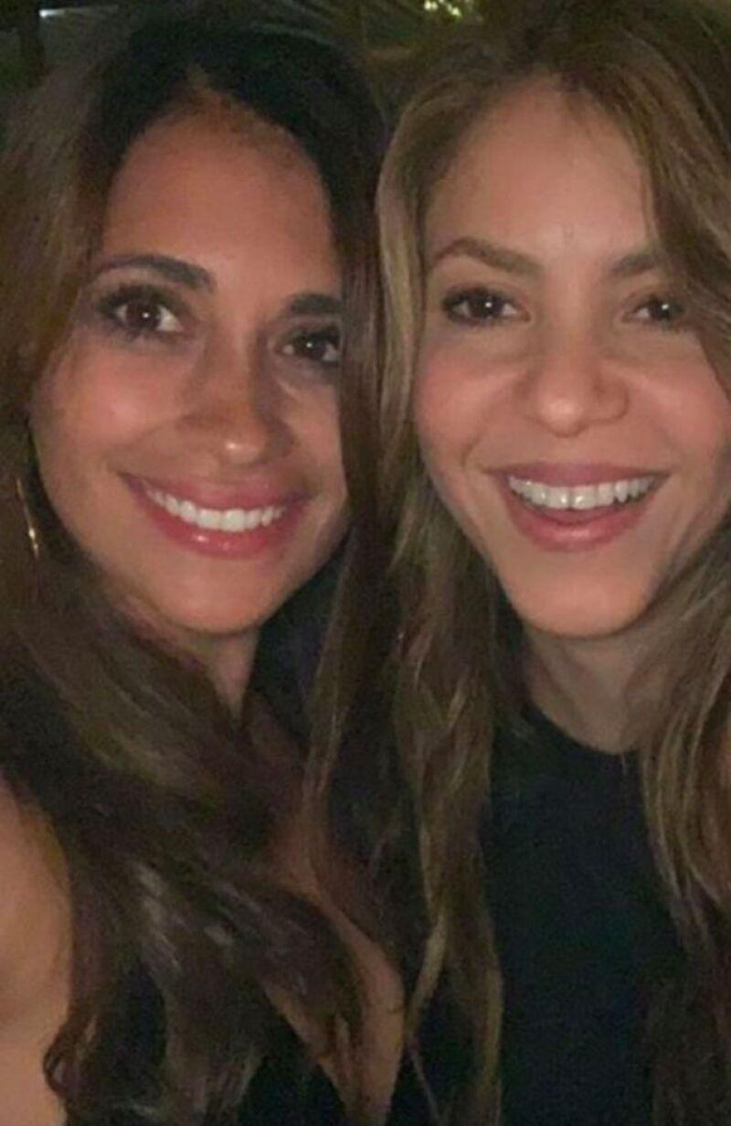 Antonella, Shakira
