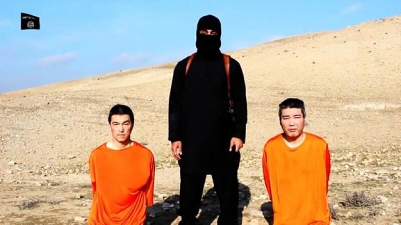 ISIS japoneses secuestro