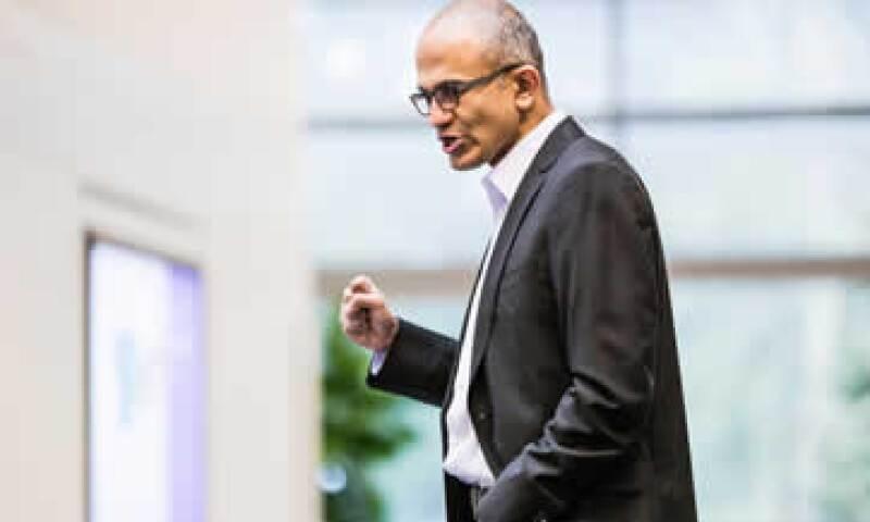 Satya Nadella se convirtió en el tercer jefe de Microsoft desde su fundación. (Foto: Reuters)