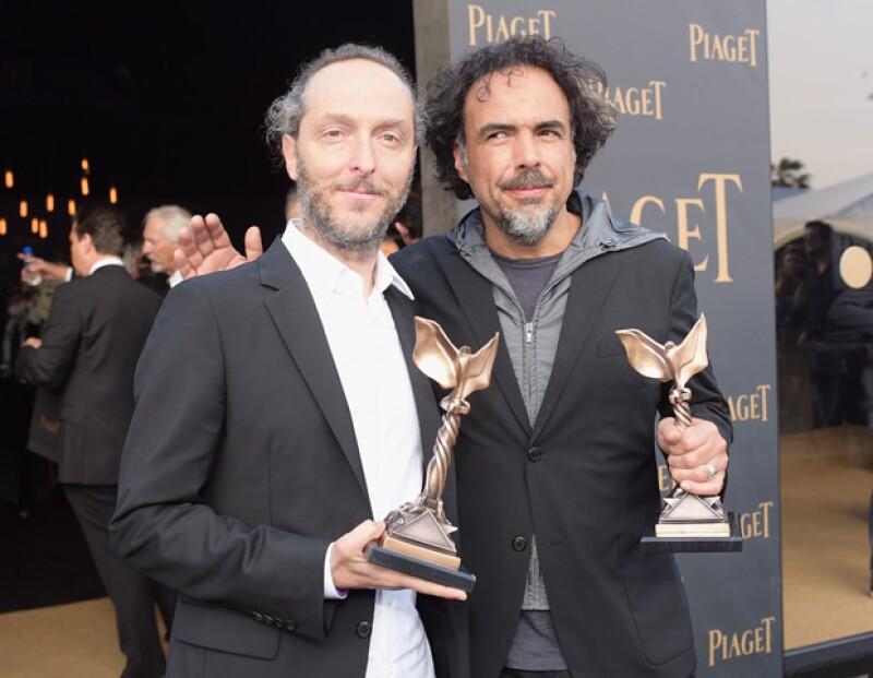 Lubezki, se ha convertido en la mano derecha de Iñárritu para sus proyectos cinematográficos.
