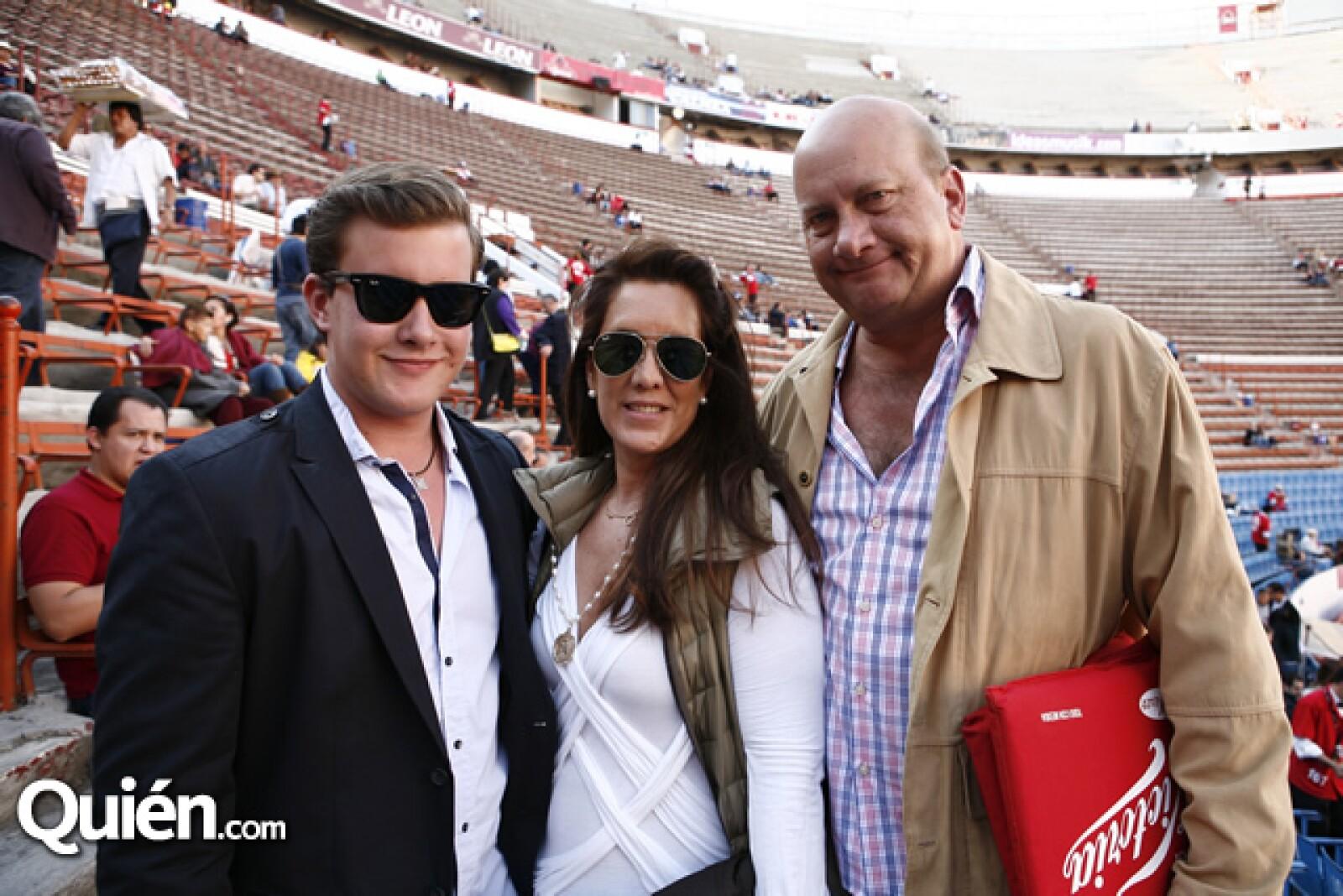 Gerardo Fernández,Ana Villa Michel,Gerardo Fernández