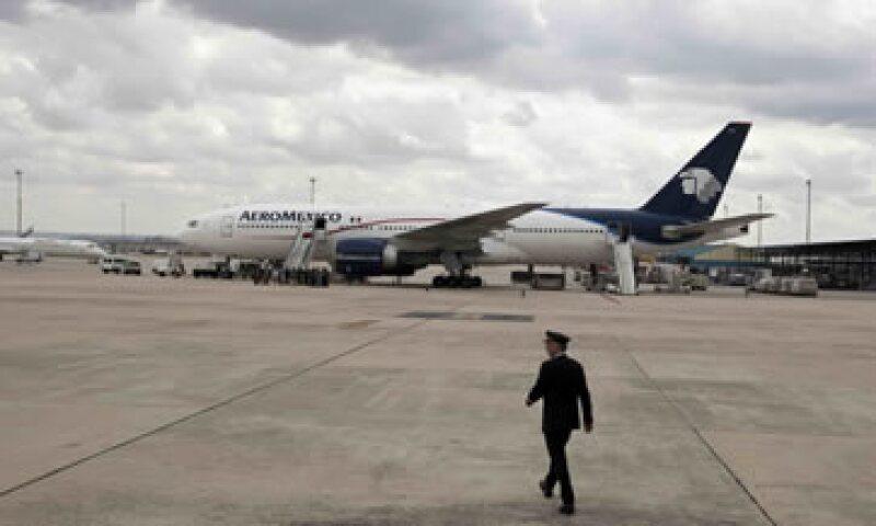 Aeroméxico considera que las modificaciones se traducirán en beneficios concretos para toda la planta en el mediano y largo plazo. (Foto: Reuters)