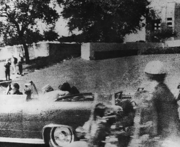 John F. y Jacqueline Kennedy