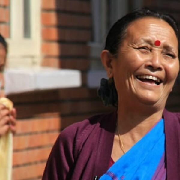 Proyecto Libertad - Anuradha Koirala