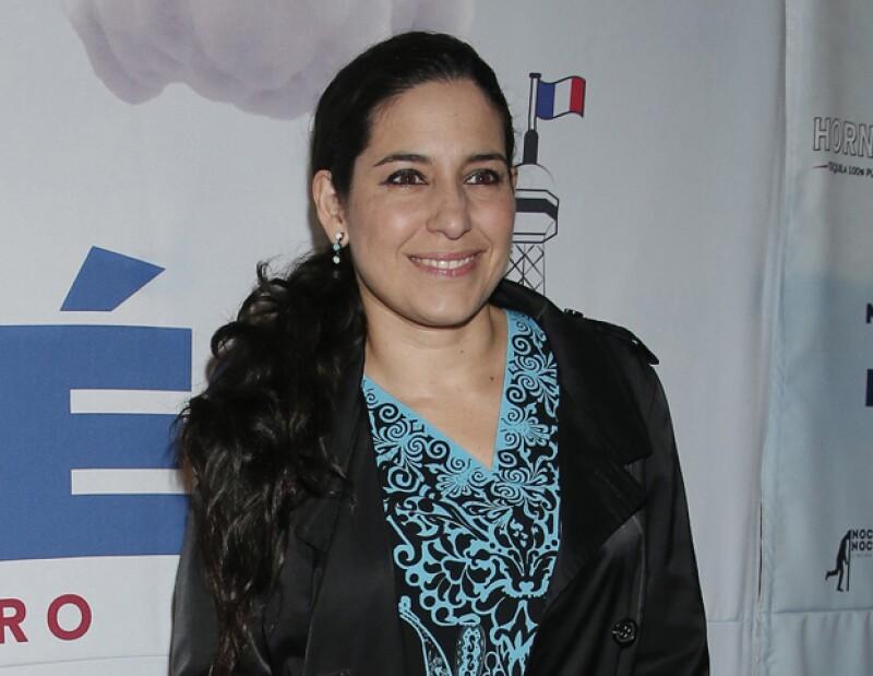 Tiaré Scanda es una actriz comprometida con su hija.