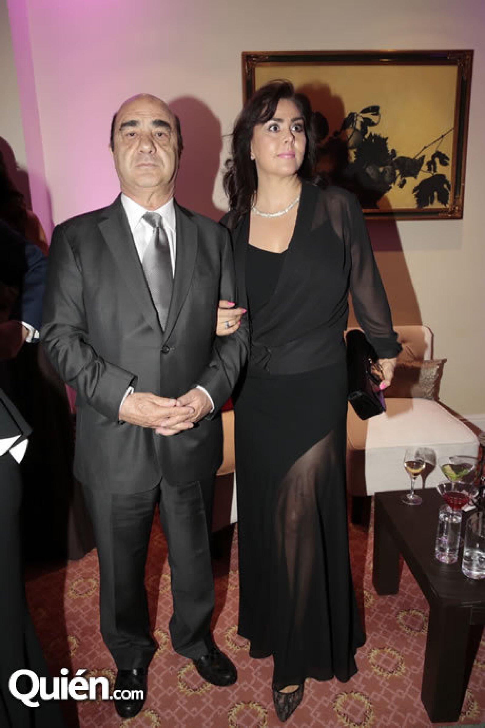 Jesús Murillo Karam (Procurador General de la República),Ana Murillo