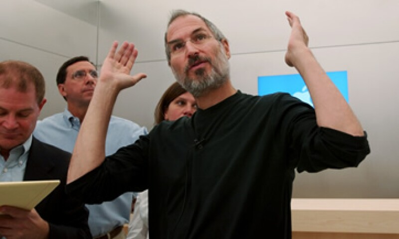 La ex novia de Steve Jobs aseguró que él se disfrazó de personajes de Alicia en el país de las Maravillas, por dinero. (Foto: AP)