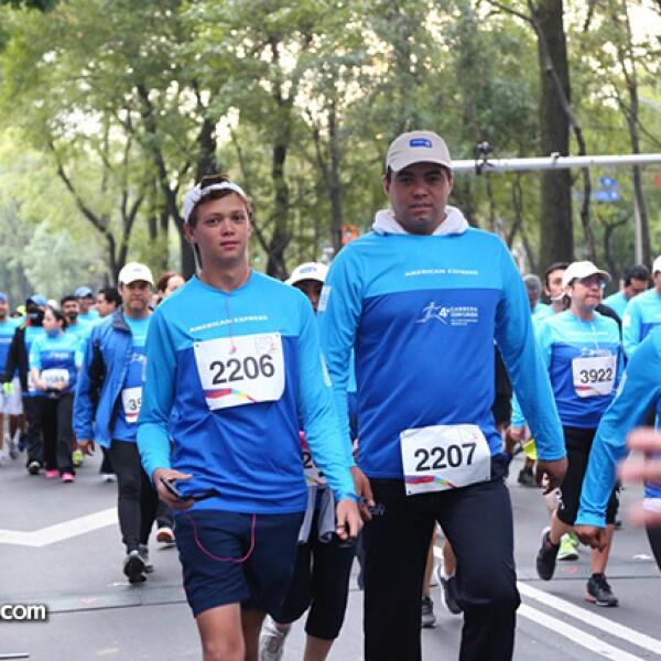 Daniel Gómez Robert y Ricardo Chong