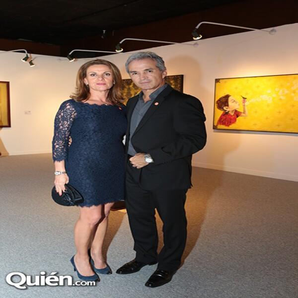 Gricelda Salazar,Roberto Salazar