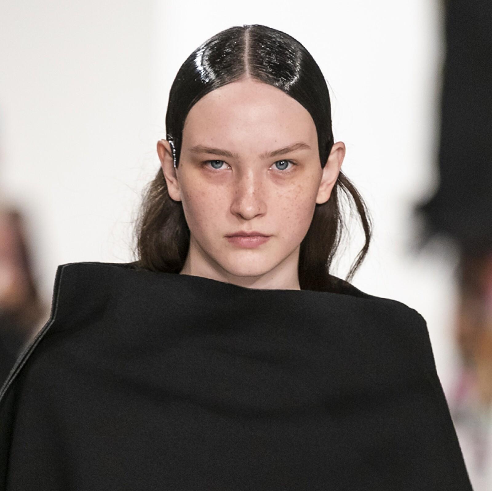 PFW-Paris-Fashion-Week-Runway-Pasarela-Beauty-Look-Belleza-Maison-Margiela