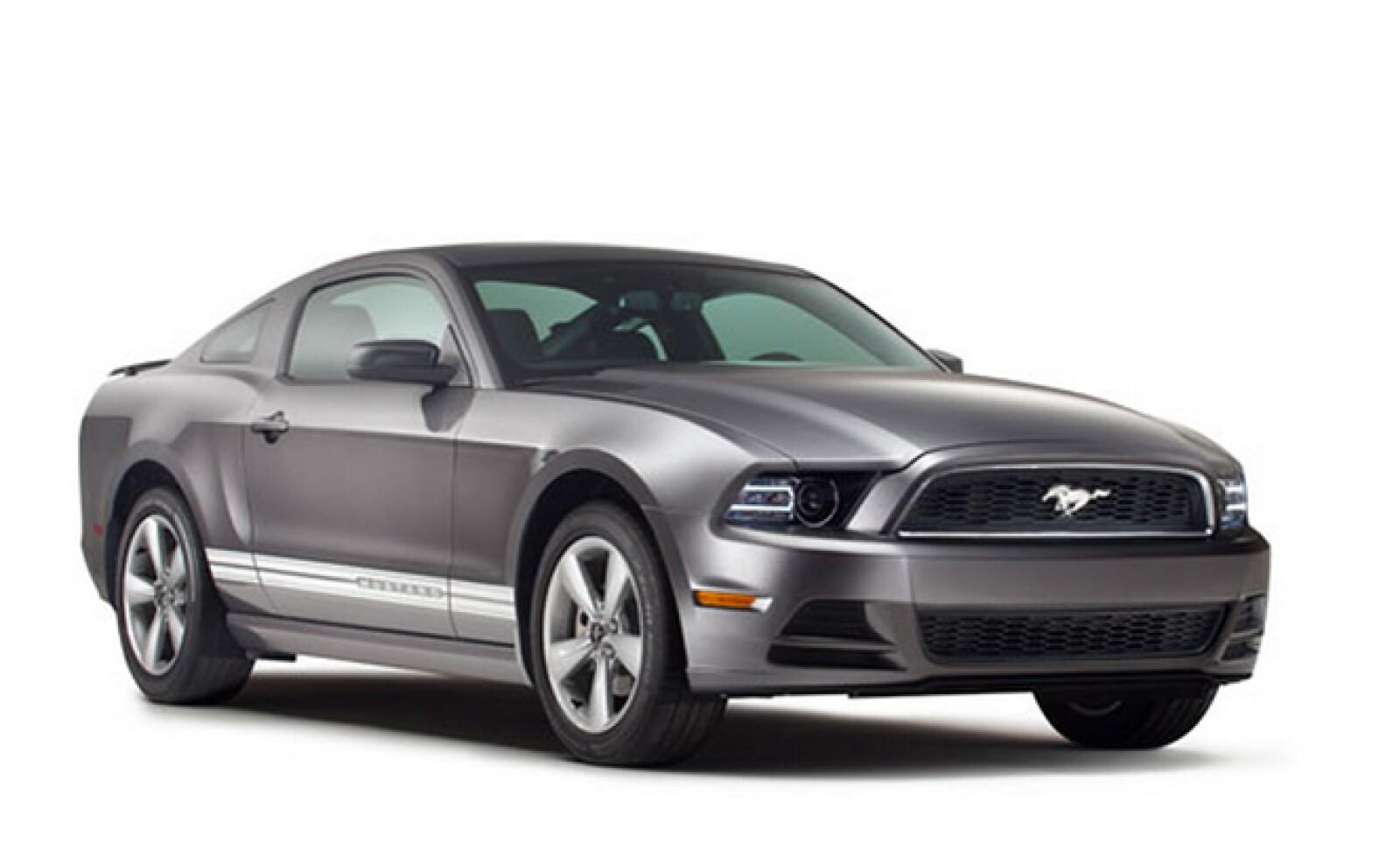Ford vendió 926 de estos vehículos, un retroceso de 24.8% respecto del año anterior.