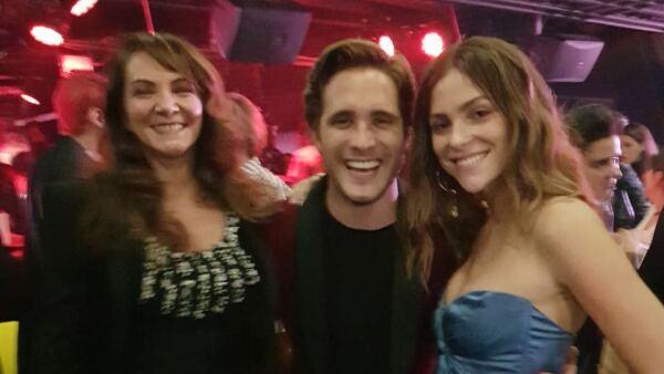 Mariana , Diego y Paulina