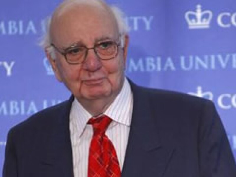 Paul Volcker dijo que los bancos probablemente necesiten más ayuda del gobierno. (Foto: Archivo)