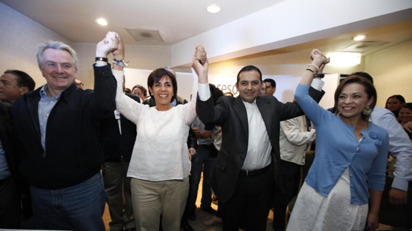 Luis María Calderón Elección