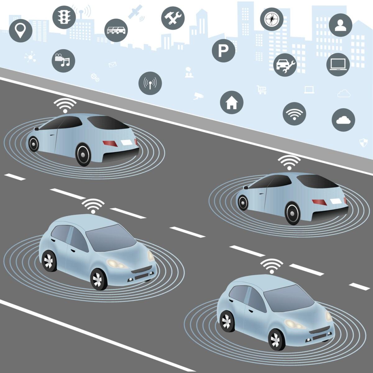Microsoft y el 'Google chino' harán vehículos autónomos