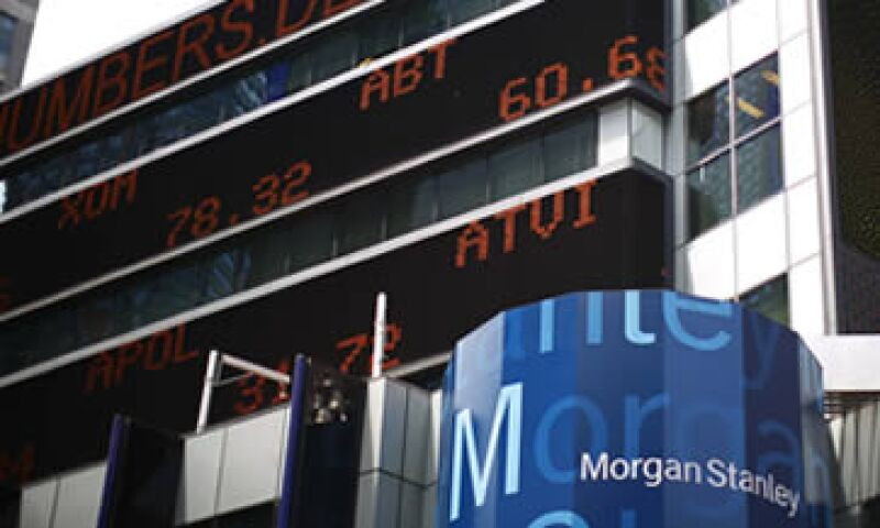Morgan Stanley corre el riesgo de un recorte a su calificación de hasta tres escalones. (Foto: Reuters)