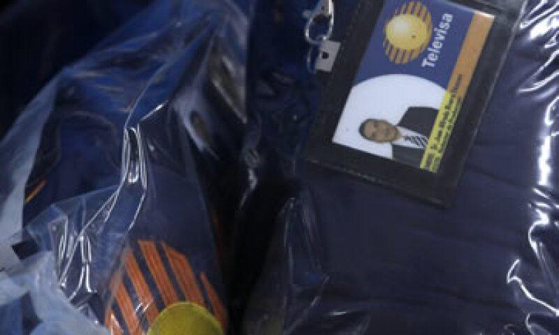 La empresa mexicana de televisión ha reiterado en diversas ocasiones que no tiene vínculo alguno con los detenidos en Nicaragua. (Foto: AP)