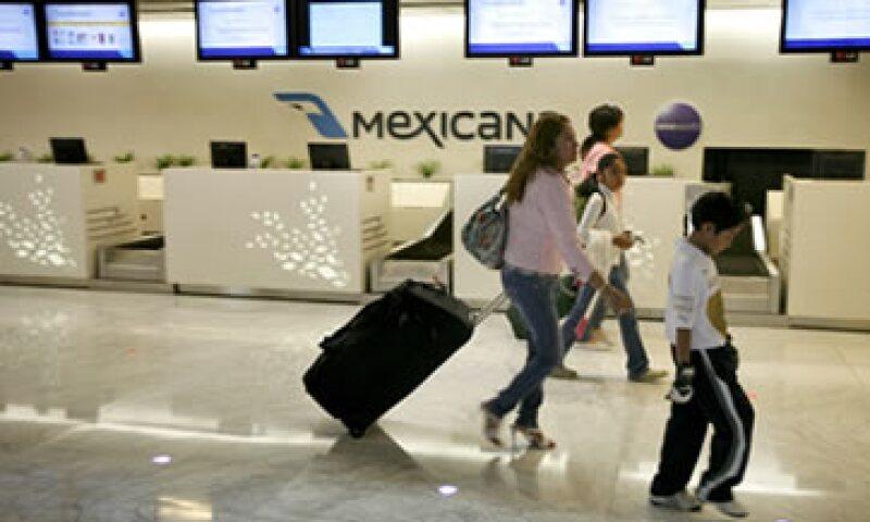 El 28 de abril Mexicana de Aviación cumplirá 20 meses de haber salido del mercado. (Foto: AP)