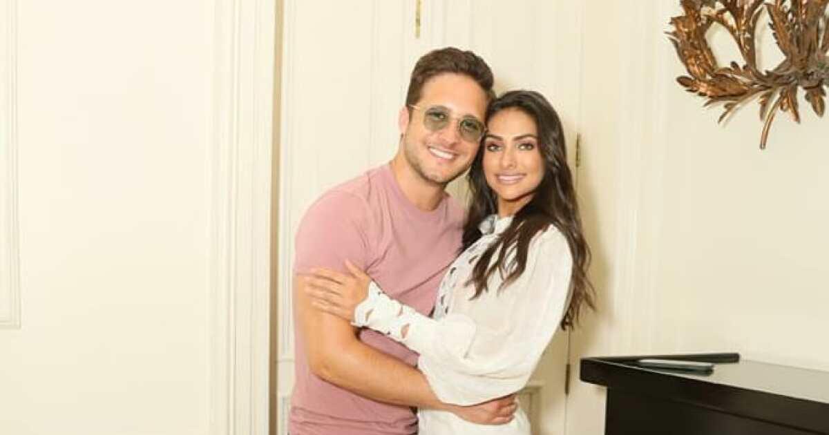 Diego Boneta habla por primera vez de su romance con Renata Notni