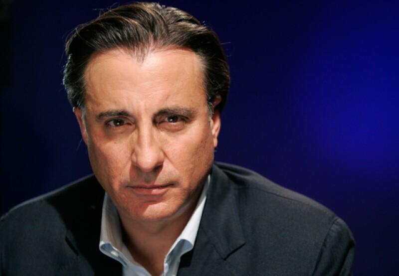 Andy García. El actor de origen cubano ocupa el sexto lugar un patrimonio de 40 millones de dólares.