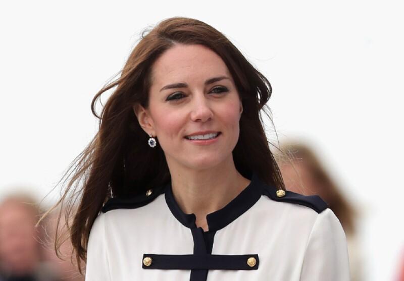 Kate Middleton se cuidó en sus embarazos con Palmer's Cocoa Butter.