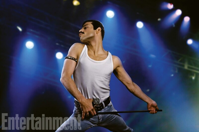 Biopic Freddie Mercury