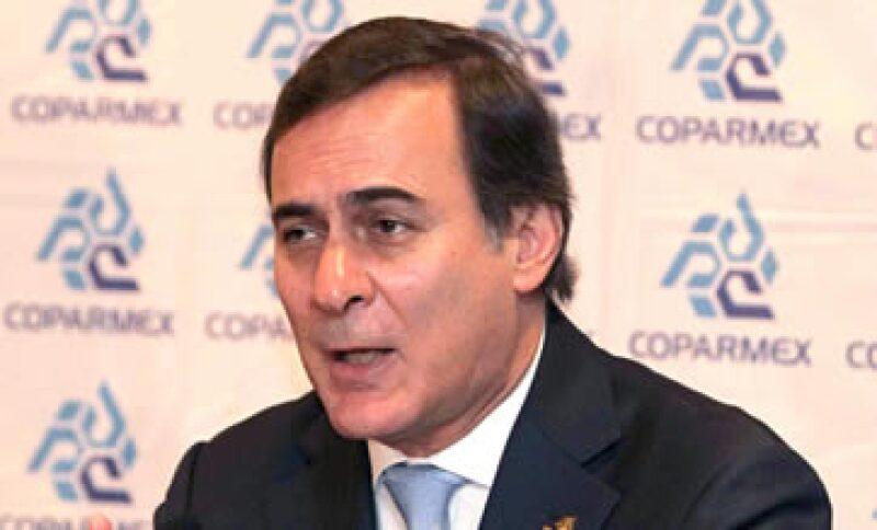 Castañón aseguró que las empresas deben generar valor para mejorar las condiciones de vida de los mexicanos. (Foto: Notimex)