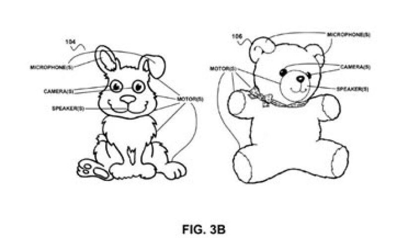 Google dice que la petición de patente no es un indicio de que la empresa hará o venderá este juguete. (Foto: Google)