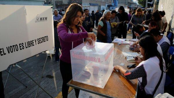 elección en México