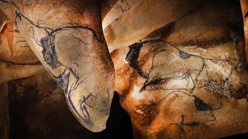 replica cueva de chauvet